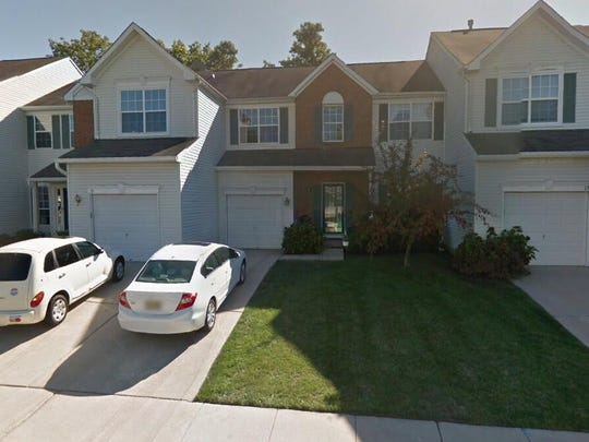 This Google Street View image shows the approximate location of 13 Windingbrook Road in Bordentown Township. The property at this address changed hands in May 2019, when Barbara Cotton bought the property from Matthew and Jillian Krantz for $284,000.