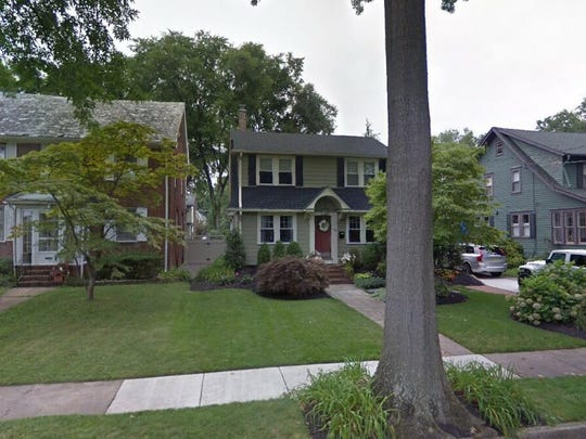 This Google Street View image shows the approximate location of 217 Ardmore Ave. in Haddonfield. The property at this address changed hands in May 2019, when Kristen Johnson-Shah bought the property from Jason and Lauren Mcandrews for $657,500.