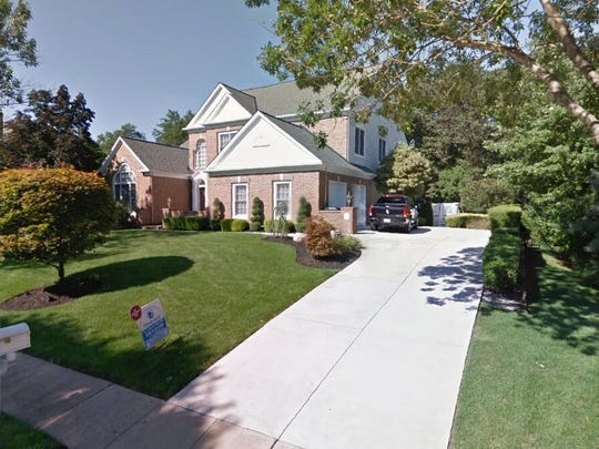 This Google Street View image shows the approximate location of 7 Stockton Drive in Voorhees. The property at this address changed hands in May 2019, when Akshay M and Snehal A Rajpal bought the property from Michael J and Danielle Giordano for $702,500.