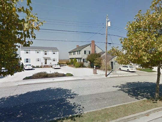 This Google Street View image shows the approximate location of 11601 Paradise Drive in Stone Harbor. The property at this address changed hands in June 2019, when John and Elizabeth Ruskey bought the property from executor Thomas G and executor the Estate of Anne P Hand for $2,600,000.
