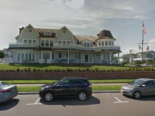 This Google Street View image shows the approximate location of 2021 Ocean Ave. in Spring Lake. The property at this address changed hands in June 2019, when 2021 Ocean Avenue LLC bought the property from Marie E Reed for $12,000,000.