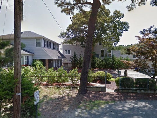 This Google Street View image shows the approximate location of 33 Hulse Landing Road in Brick. The property at this address changed hands in May 2019, when Phillip and Beth A Debaecke bought the property from Yvonne Amato for $735,000.