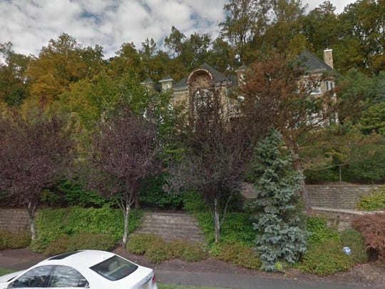 This Google Street View image shows the approximate location of 277 Old Somerset Road in Watchung. The property at this address changed hands in May 2019, when Ping Song and Hong Mei Wu bought the property from Joni and Samuel P Lamparello for $1,995,000.