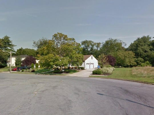 This Google Street View image shows the approximate location of 23 Woodleigh Drive N. in Cherry Hill. The property at this address changed hands in May 2019, when Vincent J and Amanda J Baker bought the property from Gregg and Cindy Garnick for $465,000.