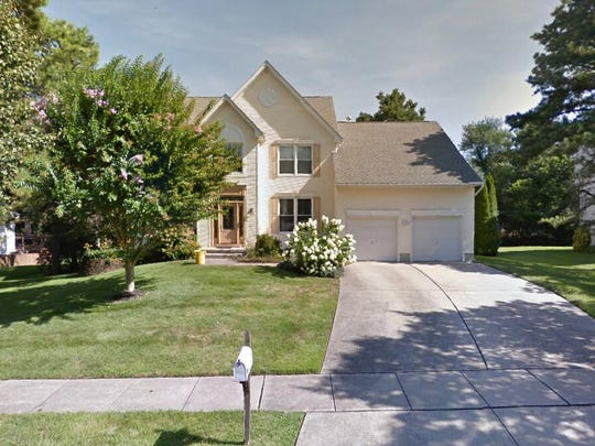This Google Street View image shows the approximate location of 32 Regency Drive in Voorhees. The property at this address changed hands in May 2019, when Scott and Brooke A Lipson bought the property from Alexander and Simona Solovey for $465,000.