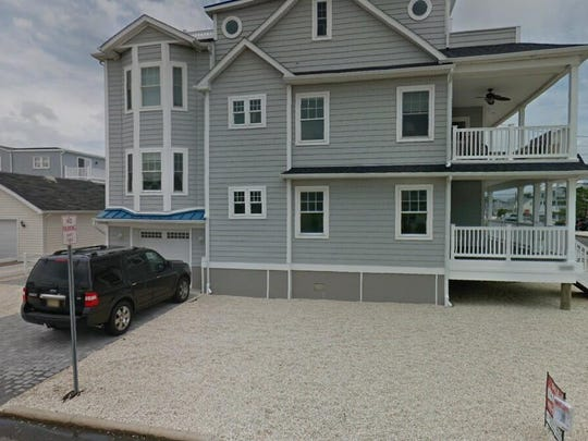 This Google Street View image shows the approximate location of 12300 Beach Ave. in Long Beach Township. The property at this address changed hands in May 2019, when Thomas F Leahy Jr. and Colleen A Leahy bought the property from Craig Rothman for $1,375,000.