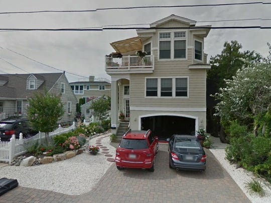 This Google Street View image shows the approximate location of 104 E. Kansas Ave. in Long Beach Township. The property at this address changed hands in May 2019, when Robert and Tracey Anselmo bought the property from Michael and Margaret O'Neill for $1,350,000.
