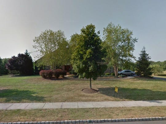 This Google Street View image shows the approximate location of 50 Blue Heron Way in Montgomery. The property at this address changed hands in April 2019, when the new owners bought the property for $1,170,000.