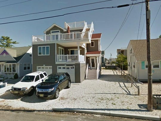 This Google Street View image shows the approximate location of 283 N. Third St. in Surf City. The property at this address changed hands in April 2019, when Robert and Donna Spano bought the property from Keith Kochberg and Bobbie J Conklin for $960,000.
