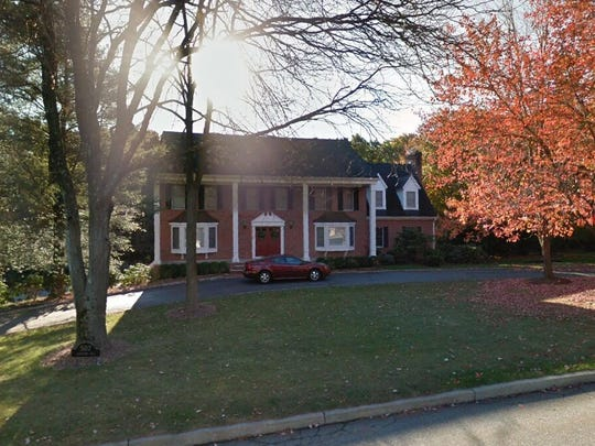 This Google Street View image shows the approximate location of 507 Hampton Hill Road in Franklin Lakes. The property at this address changed hands in June 2019, when new owners bought the property for $1,100,000.