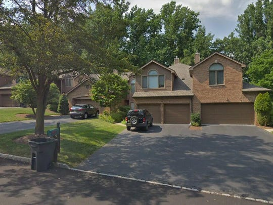 This Google Street View image shows the approximate location of 37 Lakeview Drive in Old Tappan. The property at this address changed hands in May 2019, when Kevin and Eileen Mcgoldrick bought the property from Mary Tierney for $685,000.