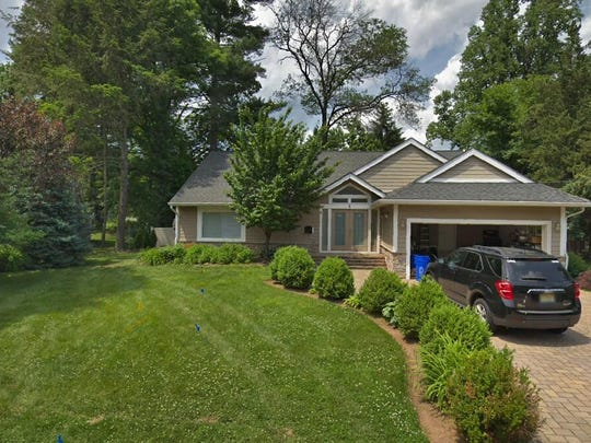 This Google Street View image shows the approximate location of 9 Greentree Terrace in Tenafly. The property at this address changed hands in June 2019, when new owner bought the property for $960,000.