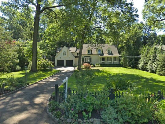 This Google Street View image shows the approximate location of 8 N. Brae Court in Tenafly. The property at this address changed hands in June 2019, when new owner bought the property for $1,335,000.