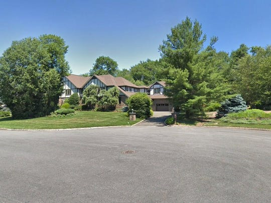 This Google Street View image shows the approximate location of 604 Nottingham Court in Norwood. The property at this address changed hands in July 2019, when new owners bought the property for $1,650,000.