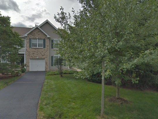 This Google Street View image shows the approximate location of 343 Vista View Drive in Mahwah. The property at this address changed hands in July 2019, when new owners bought the property for $525,000.