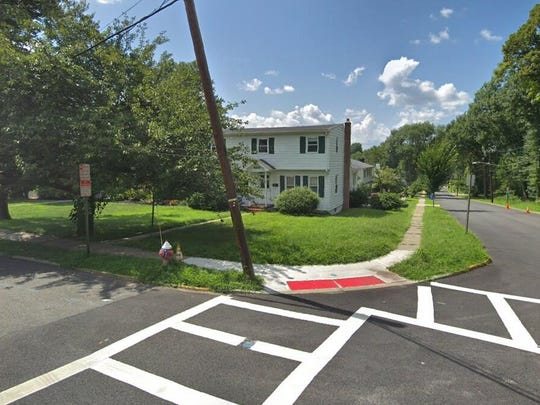 This Google Street View image shows the approximate location of 438 Stuyvesant Ave. in Rutherford. The property at this address changed hands in June 2019, when new owners bought the property for $458,000.
