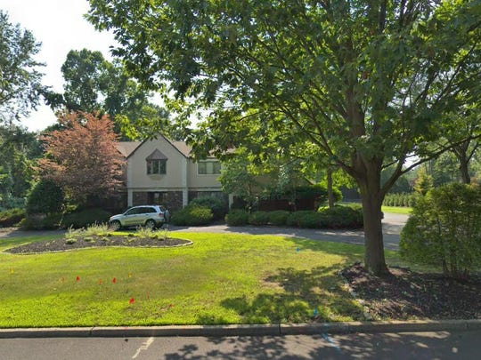 This Google Street View image shows the approximate location of 7 Herbst Road in Old Tappan. The property at this address changed hands in July 2019, when new owners bought the property for $805,000.