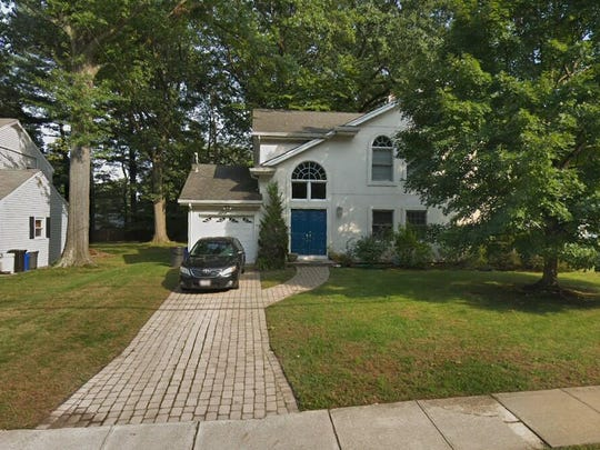 This Google Street View image shows the approximate location of 42 Jefferson Ave. in Tenafly. The property at this address changed hands in July 2019, when Yair and Pazit Dishon bought the property from Mary Anne Fike for $931,000.