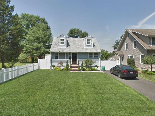 This Google Street View image shows the approximate location of 126 Herbert Ave. in Closter. The property at this address changed hands in June 2019, when new owners bought the property for $465,000.