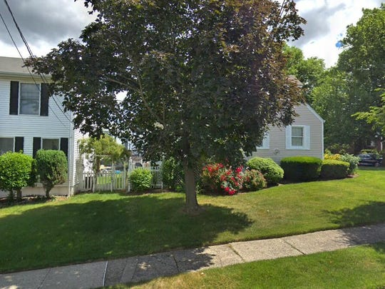 This Google Street View image shows the approximate location of 14 Birchwood Drive in North Arlington. The property at this address changed hands in July 2019, when Danielle and Meron Rubinowitsch bought the property from Michael J and Carol A Chieco for $405,000.