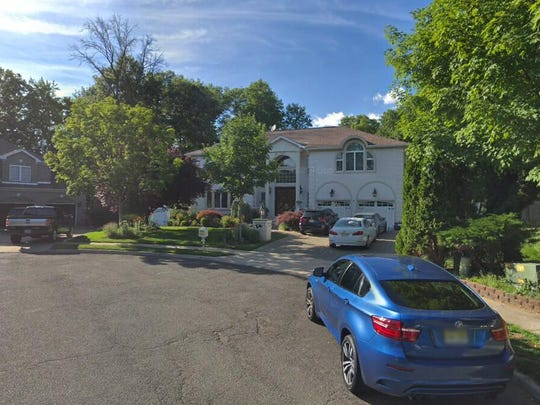 This Google Street View image shows the approximate location of 9 Pelican Court in Paramus. The property at this address changed hands in July 2019, when Maria Monzon bought the property from Miguel and Belkis Luna for $1,175,000.