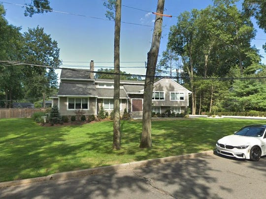 This Google Street View image shows the approximate location of 10 Everett Road in Demarest. The property at this address changed hands in July 2019, when new owners bought the property for $1,348,000.