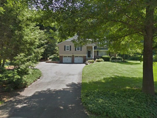 This Google Street View image shows the approximate location of 319 Valley Road in Haworth. The property at this address changed hands in August 2019, when new owners bought the property for $725,000.
