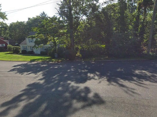 This Google Street View image shows the approximate location of 734 Hemlock Drive in Oradell. The property at this address changed hands in August 2019, when new owners bought the property for $550,000.