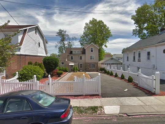This Google Street View image shows the approximate location of 82 Rutherford Place in North Arlington. The property at this address changed hands in August 2019, when new owners bought the property for $385,000.