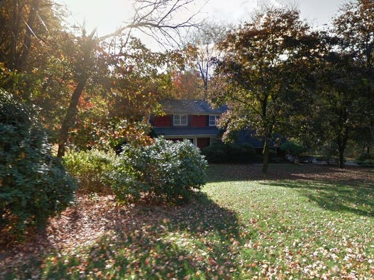 This Google Street View image shows the approximate location of 245 Indian Trail Drive in Franklin Lakes. The property at this address changed hands in July 2019, when new owners bought the property for $680,000.