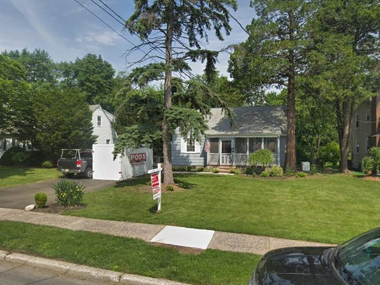This Google Street View image shows the approximate location of 647 Harristown Road in Glen Rock. The property at this address changed hands in August 2019, when new owner bought the property for $473,960.