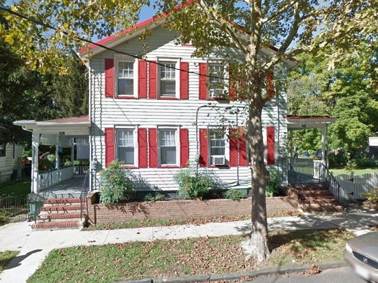 This Google Street View image shows the approximate location of 138 Mt Holly Ave. in Mount Holly. The property at this address changed hands in September 2019, when new owner bought the property for $128,000.