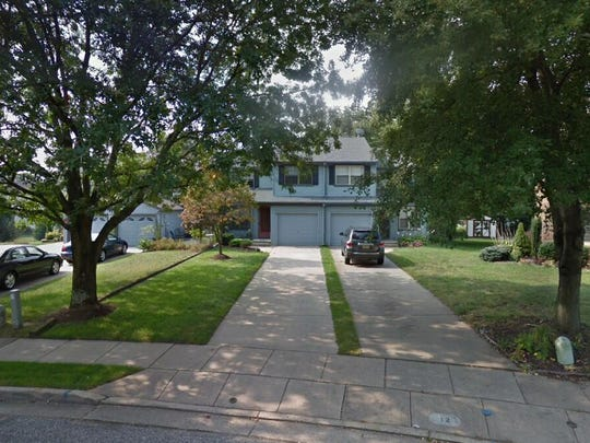 This Google Street View image shows the approximate location of 14 Southgate Road in Mount Laurel. The property at this address changed hands in August 2019, when new owner bought the property for $244,900.