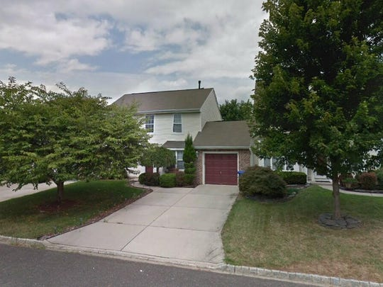This Google Street View image shows the approximate location of 9 Wildberry Drive in Westampton. The property at this address changed hands in April 2019, when new owner bought the property for $260,500.
