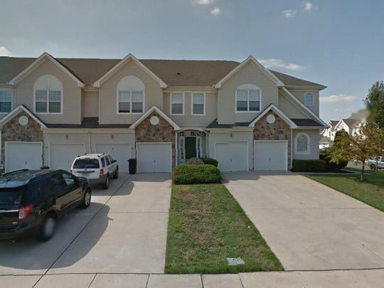 This Google Street View image shows the approximate location of 43 St. Andrews Court in Westampton. The property at this address changed hands in July 2019, when new owner bought the property for $275,000.