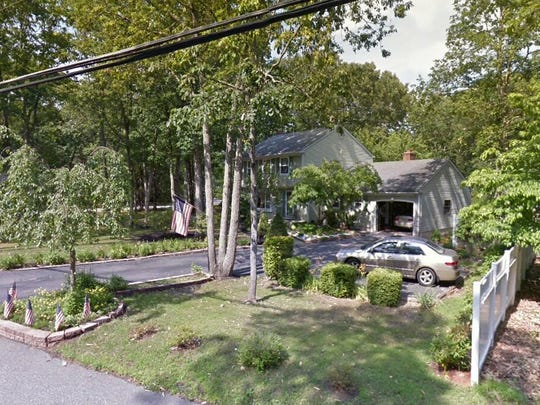 This Google Street View image shows the approximate location of 159 Atsion Road in Medford. The property at this address changed hands in August 2019, when new owners bought the property for $270,000.