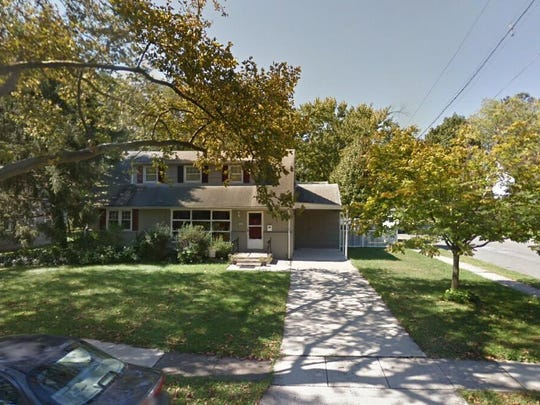 This Google Street View image shows the approximate location of 300 S. Washington Ave. in Moorestown. The property at this address changed hands in September 2019, when new owners bought the property for $435,000.