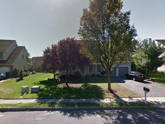 This Google Street View image shows the approximate location of 61 Tolkien Passage in Medford. The property at this address changed hands in August 2019, when new owners bought the property for $377,500.