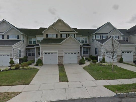 This Google Street View image shows the approximate location of 18 Spinnaker Drive in Mount Laurel. The property at this address changed hands in September 2019, when new owners bought the property for $267,000.