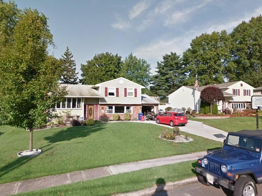 This Google Street View image shows the approximate location of 31 Princeton Drive in Delran. The property at this address changed hands in August 2019, when new owners bought the property for $280,000.