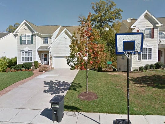 This Google Street View image shows the approximate location of 87 Stoneham Drive in Delran. The property at this address changed hands in July 2019, when new owner bought the property for $334,000.