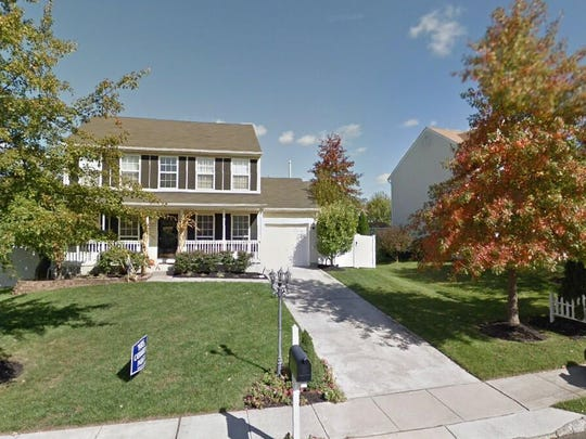 This Google Street View image shows the approximate location of 10 Woodyfield Lane in Delran. The property at this address changed hands in June 2019, when new owners bought the property for $291,250.