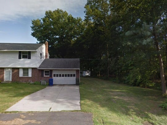 This Google Street View image shows the approximate location of 99 Stacy Haines Road in Lumberton. The property at this address changed hands in August 2019, when new owners bought the property for $419,000.