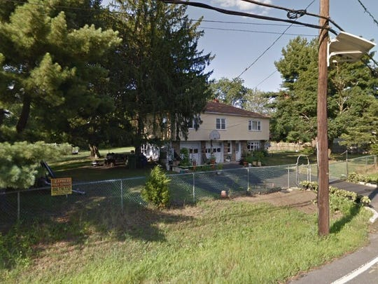 This Google Street View image shows the approximate location of 272 Evesboro-Medford Road in Evesham. The property at this address changed hands in August 2019, when new owners bought the property for $199,000.