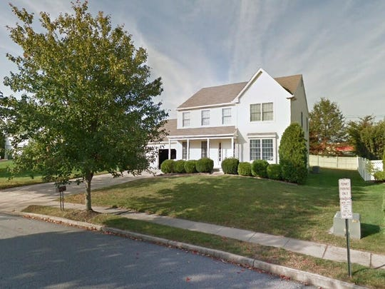 This Google Street View image shows the approximate location of 25 Continental Lane in Evesham. The property at this address changed hands in June 2019, when new owners bought the property for $398,000.