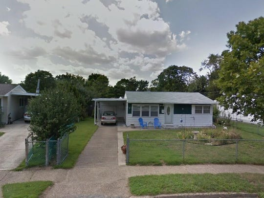This Google Street View image shows the approximate location of 548 N. Coles Ave. in Maple Shade. The property at this address changed hands in July 2019, when new owners bought the property for $159,900.