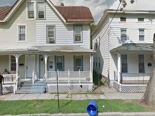 This Google Street View image shows the approximate location of 333 Jones Ave. in Burlington City. The property at this address changed hands in July 2019, when new owner bought the property for $82,000.