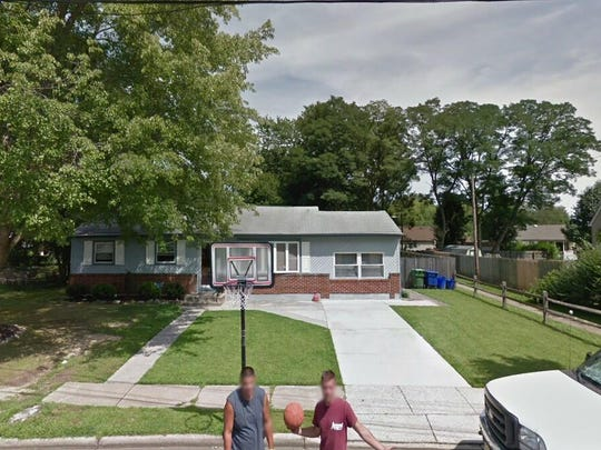 This Google Street View image shows the approximate location of 16 Bettlewood Road in Evesham. The property at this address changed hands in August 2019, when new owner bought the property for $295,000.