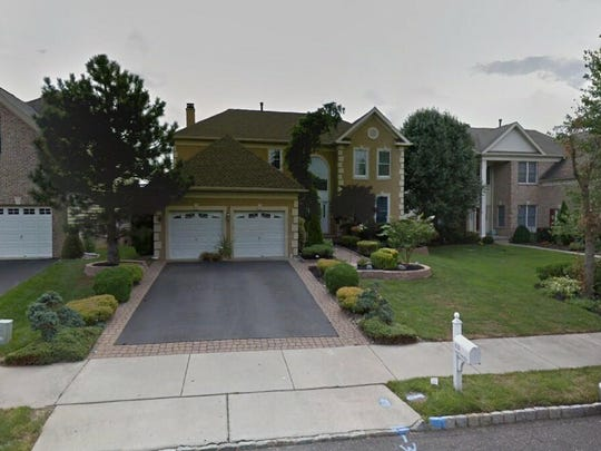 This Google Street View image shows the approximate location of 416 Laurel Creek Blvd. in Moorestown. The property at this address changed hands in September 2019, when new owners bought the property for $610,000.