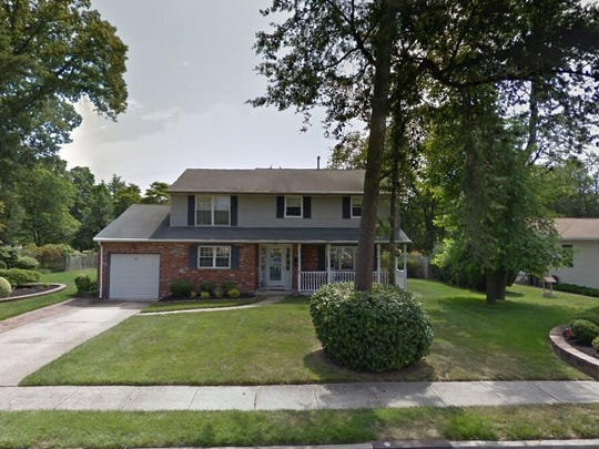 This Google Street View image shows the approximate location of 5 Blatherwick Drive in Berlin Borough. The property at this address changed hands in June 2019, when new owners bought the property for $272,500.